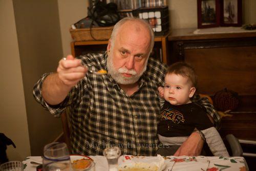 With Grandpa 001