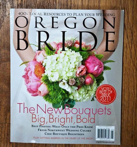 Oregon Bride Magazine 002