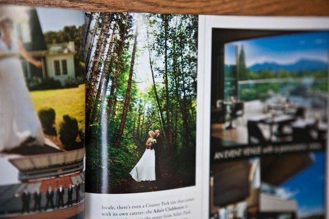 Oregon Bride Magazine 001