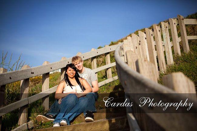 Chris and Marissa 012