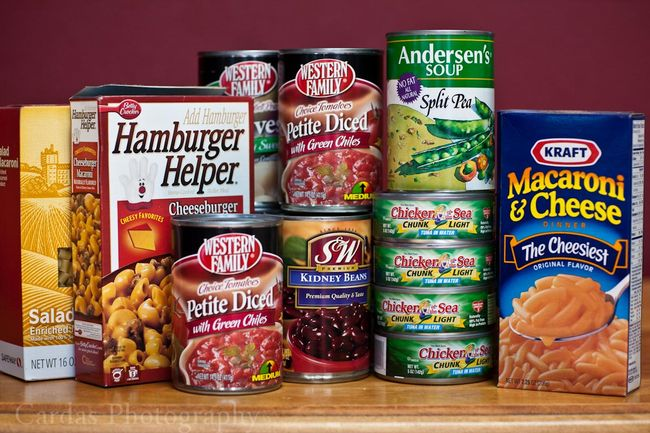Cardas photography canned food 001