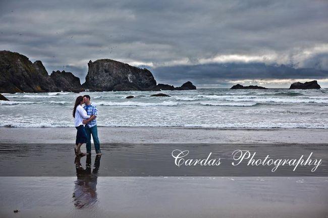 Oregon Coast Engagement Photography (2)