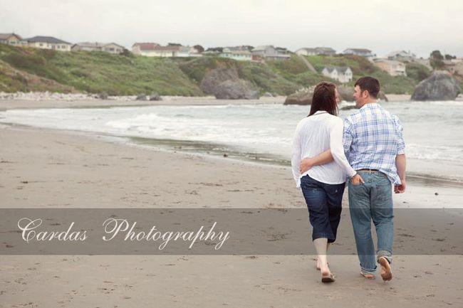 Oregon Coast Engagement Photography (4)