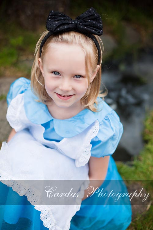 Alice in Wonderland birthday party 009