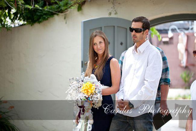 Memory Garden Monterey wedding and engagement