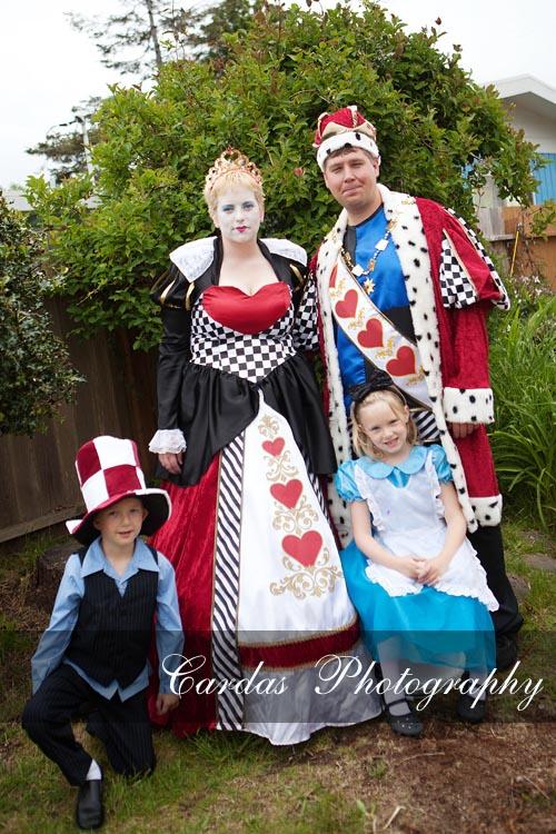 Alice in Wonderland birthday party 008