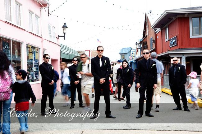 Monterey California  Wedding (7)
