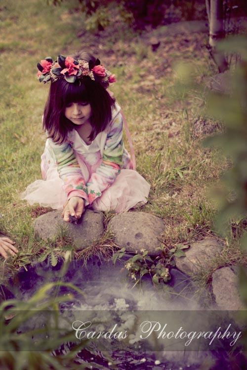 Alice in Wonderland birthday party 014