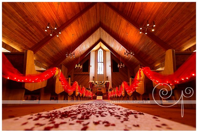 Coos Bay Oregon Red and Gold wedding 010