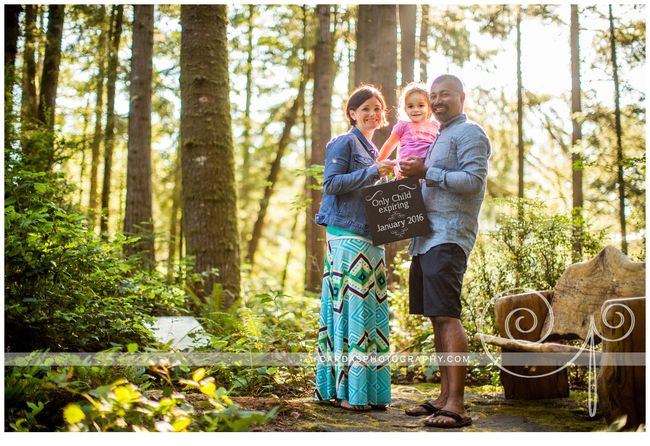 Forest sign pregnancy announcement (1)