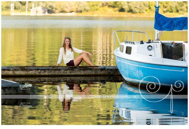 Coos Bay Sailing Senior Pictures (5)