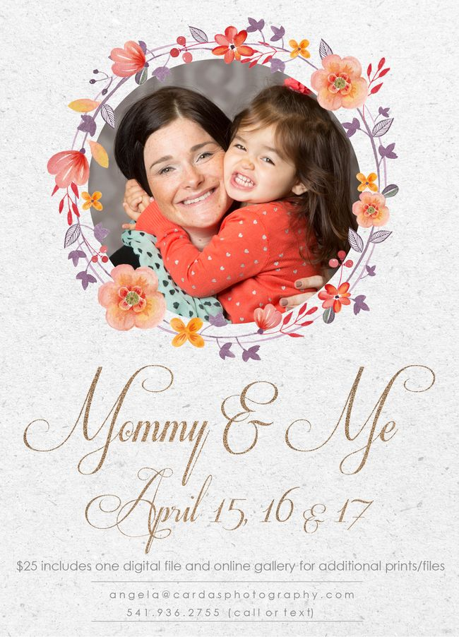 Mommy and Me 2016
