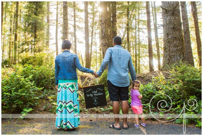 Forest sign pregnancy announcement (2)
